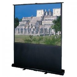 "Da-Lite - 83315 - Da-Lite Deluxe Insta-Theater Portable Projection Screen - 36"" x 48"" - Wide Power - 60"" Diagonal"