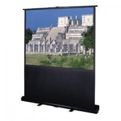 "Da-Lite - 83316 - Da-Lite Deluxe Insta-Theater Portable Projection Screen - 48"" x 64"" - 80"" Diagonal"