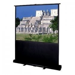 "Da-Lite - 93983 - Da-Lite Deluxe Insta-Theater Portable Projection Screen - 44"" x 78"" - Wide Power - 90"" Diagonal"
