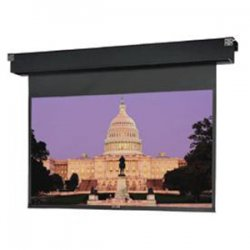 "Da-Lite - 79919 - Da-Lite Tensioned Dual Masking Electrol Projection Screen - 50"" x 93"" - Cinema Vision"