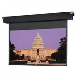 "Da-Lite - 79922 - Da-Lite Tensioned Dual Masking Electrol Projection Screen - 60"" x 111"" - Cinema Vision"