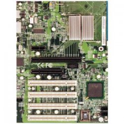 Supermicro - MBD-PDSLE-O - Supermicro PDSLE Desktop Motherboard - Intel Chipset - Socket T LGA-775 - 1 x Retail Pack - 1 x Processor Support - 4 GB DDR2 SDRAM Maximum RAM - 667 MHz Memory Speed Supported - 4 x Memory Slots - Floppy Controller, Serial