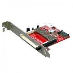 Addonics Technologies - ADSACFB - Addonics SATA to CF Adapter - 1 x SATA - 1 x - Black