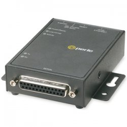 Perle Systems - 04030000 - Perle IOLAN DS1 DB25M Device Server - 1Port EIA-232/422/485 No AC Adapter