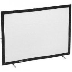 """Da-Lite - 40465 - Da-Lite Fast-Fold Mini-Fold Portable Projection Screen - 21"""" x 30"""" - Da-Mat"""