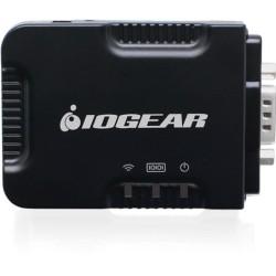IOGear - GBC232A - IOGEAR GBC232A Bluetooth 2.0 - Bluetooth Adapter for Desktop Computer/Notebook/Tablet/Smartphone - Serial - 2.40 GHz ISM - 328.1 ft Indoor Range - External