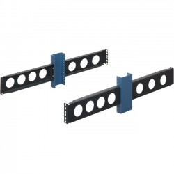 Rack Solution - 2UKIT-000C-5 - Universal, 2U, 2Post Adapter for 5 Uprights