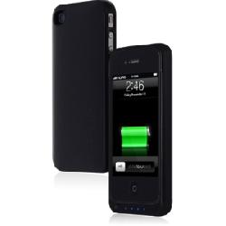 Incipio - IPH-565 - Incipio offGRID Backup Battery iPhone Case - iPhone - Black - Incipio Logo - Glossy
