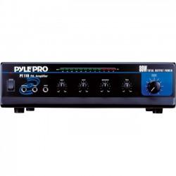 Pyle / Pyle-Pro - PT110 - PyleHome PT110 Amplifier - 20 W RMS - 1 Channel - 80 W PMPO - 10% THD - 1 kHz