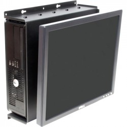 Rack Solution - 104-2095 - Innovation 104-2095 Wall Mount for Desktop Computer