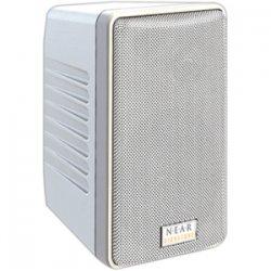 Bogen - S4W - Bogen NEAR S4 75 W RMS Speaker - 2-way - White - 58 Hz to 18 kHz - 8 Ohm
