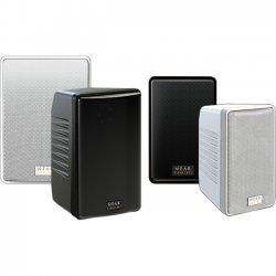 Bogen - S5W - Bogen NEAR S5 150 W RMS Speaker - 2-way - White - 48 Hz to 17 kHz - 8 Ohm