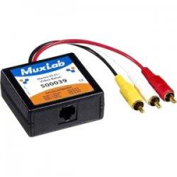 MuxLab - 500039 - MuxLab Stereo Hi-Fi Video Balun