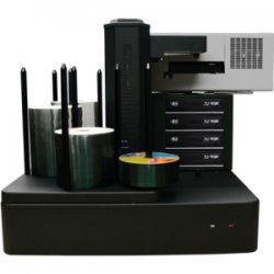 Vinotemp - CRONUS500-BD-S4T-NP - Vinpower Digital Cronus DVD/CD Publisher - StandaloneBlu-ray Writer