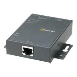 Perle Systems - 04030170 - Perle IOLAN SDS1 P 2-Port Secure Device Server RJ45 Connector POE - 1 x RJ-45 Serial, 1 x RJ-45 10/100Base-TX Network