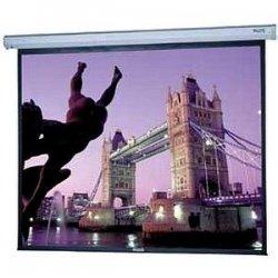 """Da-Lite - 40780 - Da-Lite Cosmopolitan Electrol Projection Screen - 70"""" x 70"""" - Matte White - 99"""" Diagonal"""
