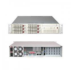 Supermicro - AS-2020A-8R - Supermicro A+ Server 2020A-8R Barebone System - AMD 8131 - Socket 940 - 1000MHz Bus Speed - 32GB Memory Support - CD-Reader (CD-ROM) - Gigabit Ethernet - 2U Rack