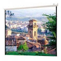 "Da-Lite - 92721 - Da-Lite Designer Contour Manual with CSR Projection Screen - 60"" x 80"" - High Contrast Matte White - 100"" Diagonal"