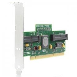 Hewlett Packard (HP) - 347786-B21 - HP 8-Port Serial Attached SCSI RAID Controller - PCI-X - Plug-in Card - RAID Supported - 0, 1 RAID Level - 2 Total SAS Port(s) - 2 SAS Port(s) Internal - PC