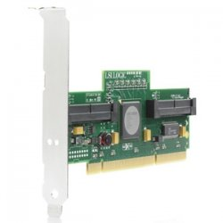 Hewlett Packard (HP) - 347786-B21 - HP-IMSourcing DS 8-Port Serial Attached SCSI RAID Controller - PCI-X - Plug-in Card - RAID Supported - 0, 1 RAID Level - 2 Total SAS Port(s) - 2 SAS Port(s) Internal - PC