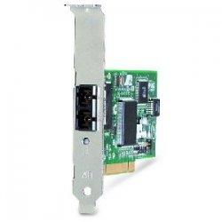 Allied Telesis - AT-2701FX/MT-901 - Allied Telesis 100Mpbs Fast Ethernet fiber NIC - PCI - 1 x MT-RJ - 100Base-FX