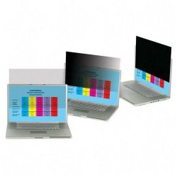 "3M - PF17.0W - 3M PF17.0W Privacy Filter for Widescreen Laptop 17.0"" - For 17""Notebook"