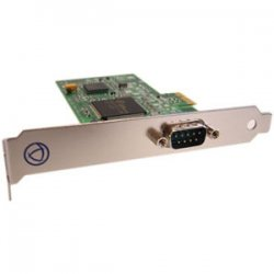Perle Systems - 04003000 - Perle UltraPort1 Express Serial Adapter - 1 x 9-pin DB-9 Male RS-232 Serial