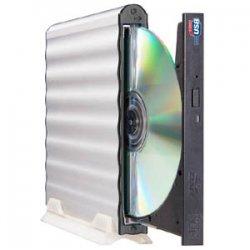 Buslink Media - D-DW82-U2 - Buslink D-DW82-U2 DVD RW Slimline Drive - Double-layer - DVD R/ RW - USB - External