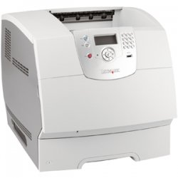 Lexmark - 20G2017 - Lexmark T640N Laser Printer - Monochrome - 35 ppm Mono - 1200 x 1200 dpi - USB - Fast Ethernet - PC, Mac, SPARC