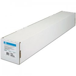 "Hewlett Packard (HP) - CH025A - HP Everyday Matte Film - 42"" x 100 ft - 120 g/m² Grammage - Matte - 2 Pack"