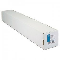 "Hewlett Packard (HP) - K6B77A - HP Matte Paper - 24.02"" x 100.07 ft - 269 g/m² Grammage - Matte, Smooth - 95 Brightness - 1 Roll - Matte White"