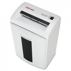 HSM of America - 1287 - HSM Classic 104.3c L4 Micro-Cut Shredder - Micro Cut - 11 Per Pass - 8.70 gal Waste Capacity