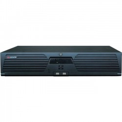 Hikvision - DS-9508NI-S-4TB - Hikvision Embedded NVR - Network Video Recorder - 4 TB Hard Drive - Composite Video In