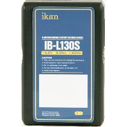 ikan - IB-L130S - ikan IB-L130S Camcorder Battery - 9000 mAh - Lithium Ion (Li-Ion) - 14.8 V DC