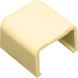 Icc - Icrw11eciv - End Cap, 3/4in, Ivory, 10pk