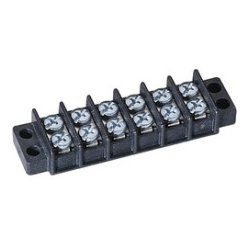 Stirling / IDEAL Industries - 89-212 - IDEAL Terminal Strip, 12-Circuit (Box of 10) - 12 - 12 Port(s) - 12 x RJ-11