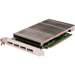 Datapath - IMAGEDP4+ - Datapath ImageDP4+ Graphic Card - 2 GB - Passive Cooler - 4 x DisplayPort - PC