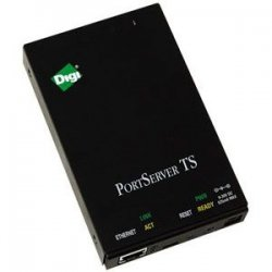 Digi International - 70002045 - Digi PortServer TS 4 Device Server - 4 x RJ-45 , 1 x RJ-45