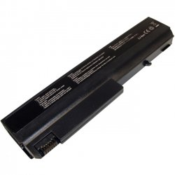 V7 - HPK-NC6200V7 - V7 Replacement Battery HP NC6200 BUSINESS NOTEBOOK OEM# PB994A PB994UT HSTNN-IB18 - 4800mAh - Lithium Ion (Li-Ion) - 11.1V DC