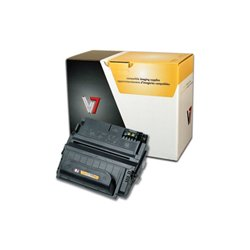 V7 - V738AG - Black Toner Cartridge For HP LaserJet 4200, 4200N, 4200TN, 4200DTN, 4200DTNS,
