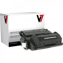 V7 - V739AG - Black Toner Cartridge For HP LaserJet 4300, 4300N, 4300TN, 4300DTN, 4300DTNS,