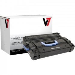 V7 - V743XG - Black Toner Cartridge For HP LaserJet 9000, 9000N, 9000DN, 9000HNF, 9000HNS,