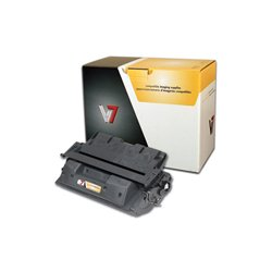 V7 - V761XG - V7 Black High Yield Toner Cartridge for HP LaserJet - Laser - High Yield - 10000 Pages