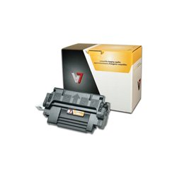 V7 - V798AG - Black Toner Cartridge For HP LaserJet 4, 4M, 4+, 4M+, 5, 5M, 5N, 5Se (EX, HP