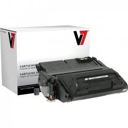V7 - V798XG - V7 Black Ultra High Yield Toner Cartridge for HP LJ - Laser - High Yield - 10000 Page