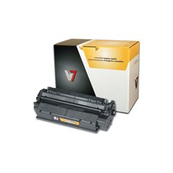 V7 - V715XG - V7 Black High Yield Toner Cartridge for HP LaserJet - Laser - High Yield - 3500 Pages