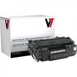 V7 - V749AG - Black Toner Cartridge For HP LaserJet 1160, 1160LE, 1320, 1320N, 1320T, 1320N