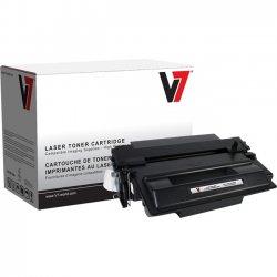 V7 - V711X - V7 Black High Yield Toner Cartridge for HP LaserJet - Laser - High Yield - 12000 Pages - 1 Pack