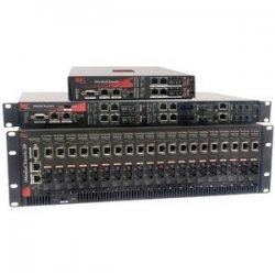 IMC Networks - 850-10953-2AC - Imediachassis/6 2ac Pwr Module 6 Slot Mng Chassis 2 Ac Pwr Module