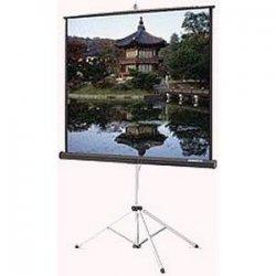 Da-Lite - 40138 - Da-Lite Picture King Portable and Tripod Projection Screen - 60 x 80 - Matte White - 100 Diagonal